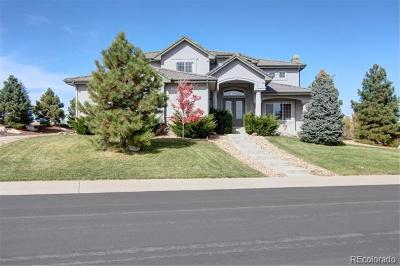 Castle Rock CO Single Family Home Active: $999,000