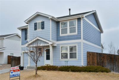 Lochbuie Single Family Home Under Contract: 37 Meadowlark Circle