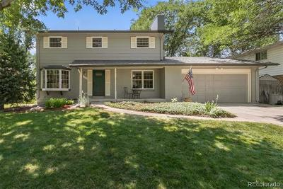 Lakewood Single Family Home Active: 10250 West Exposition Drive