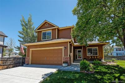 Denver CO Single Family Home Under Contract: $440,000