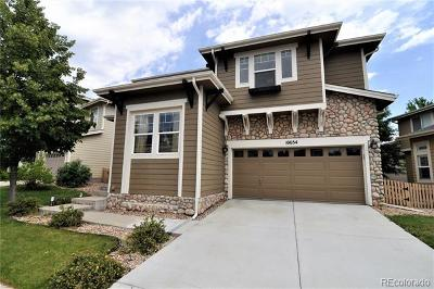 Highlands Ranch Single Family Home Active: 10654 Cherrybrook Circle