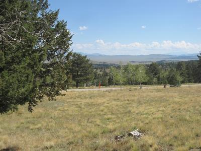 Park County Residential Lots & Land Active: 1421 Pitchfork Road