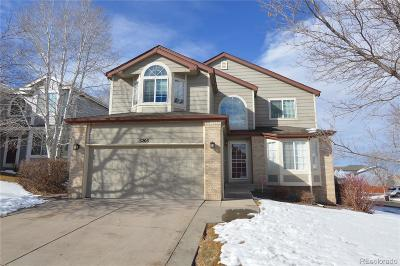 Arapahoe County Single Family Home Active: 5205 South Jebel Way