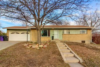 Denver County Single Family Home Active: 3100 South Lowell Boulevard