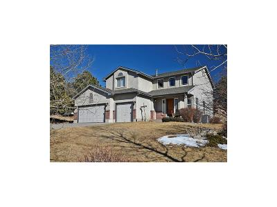 Monument Single Family Home Under Contract: 20275 Doewood Drive