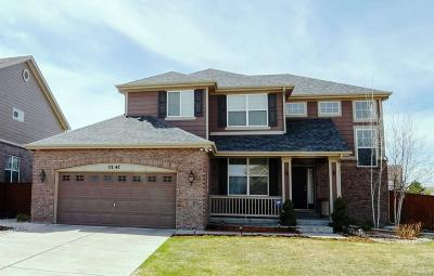 Aurora CO Single Family Home Active: $423,500