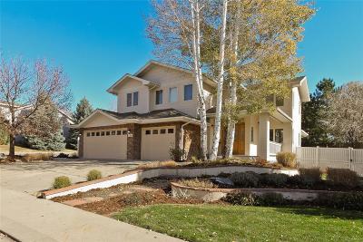 Longmont Single Family Home Active: 706 Ridge Creek Court