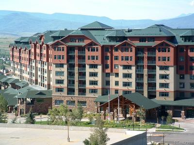 Steamboat Springs Condo/Townhouse Active: 2300 Mount Werner Circle #240 QTR