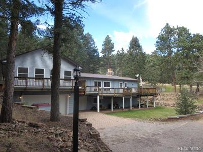 Evergreen Single Family Home Active: 5980 Cliff Road