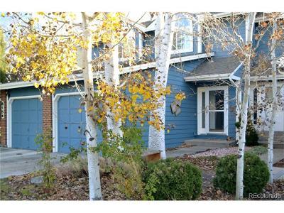 Longmont Condo/Townhouse Active: 8150 Dry Creek Circle