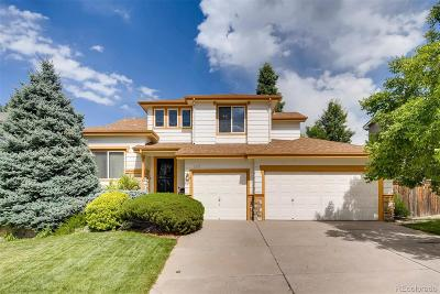 Highlands Ranch Single Family Home Active: 6335 Shannon Trail