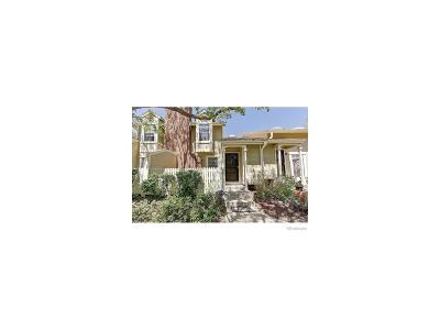Littleton Condo/Townhouse Active: 2941 West Long Drive #F