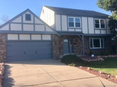 Aurora Single Family Home Under Contract: 14231 East Idaho Place