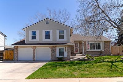 Littleton CO Single Family Home Active: $469,900