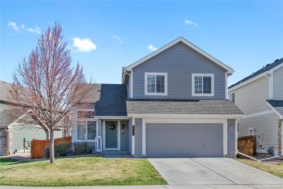 Parker Single Family Home Active: 8444 Bed Straw Street