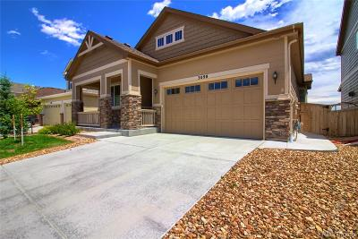 Meadows, The Meadows Single Family Home Under Contract: 3098 Rising Moon Way
