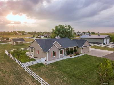 Broomfield Single Family Home Under Contract: 15211 Delaware Street
