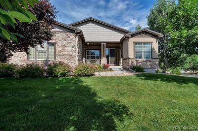 Broomfield Single Family Home Active: 3337 Alexander Way