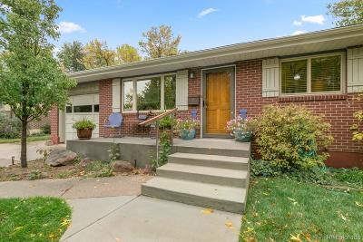 Boulder Single Family Home Active: 3130 23rd Street