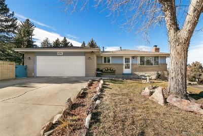Single Family Home Under Contract: 12701 West 6th Place