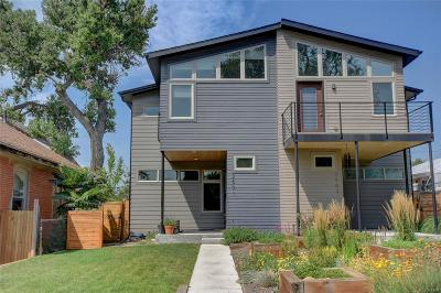 Denver Condo/Townhouse Active: 2501 Zenobia Street