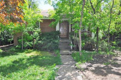 Boulder CO Single Family Home Active: $600,000