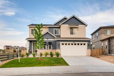 Castle Rock Single Family Home Under Contract: 3878 Ghost Dance Drive