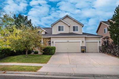 Erie Single Family Home Active: 1220 Sunset Way