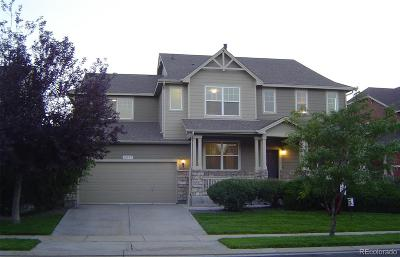 Commerce City Single Family Home Active: 10957 Macon Street
