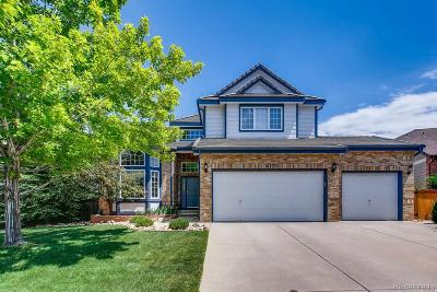 Highlands Ranch Single Family Home Active: 10270 Charissglen Circle