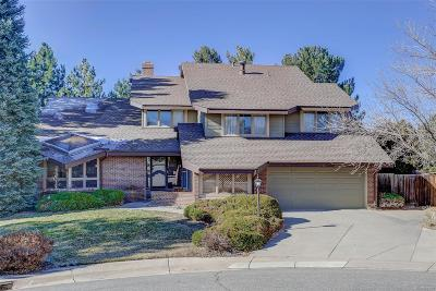Single Family Home Sold: 7701 South Ash Court