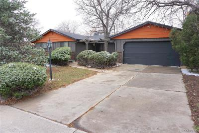 Lakewood Single Family Home Under Contract: 6744 West Colorado Avenue