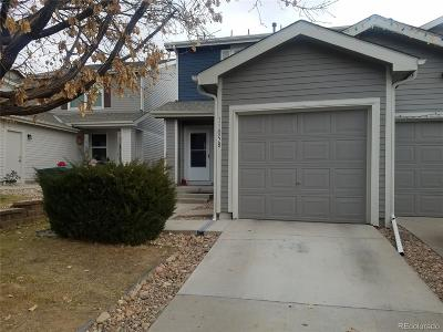 Northglenn Condo/Townhouse Active: 11058 Gaylord Street