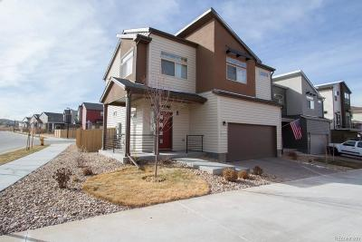 Castle Rock Single Family Home Active: 4225 Coriander Street