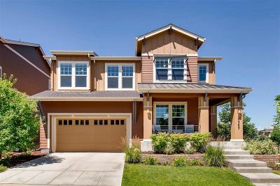 Lone Tree Single Family Home Under Contract: 10365 Prairie Sky Place