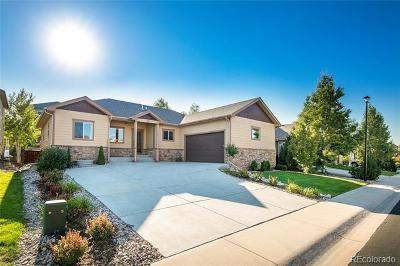 Weld County Single Family Home Active: 1744 Clear Creek Court