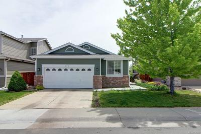 Highlands Ranch, Lone Tree Single Family Home Under Contract: 10272 Cherryhurst Lane