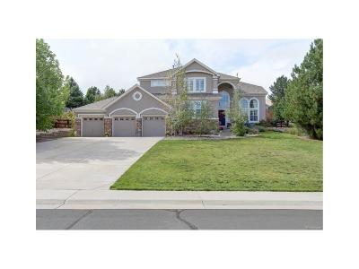 Castle Rock Single Family Home Active: 3665 Elk Run Drive
