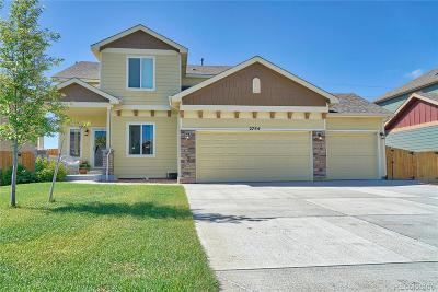 Mead Single Family Home Active: 2754 Branding Iron Way