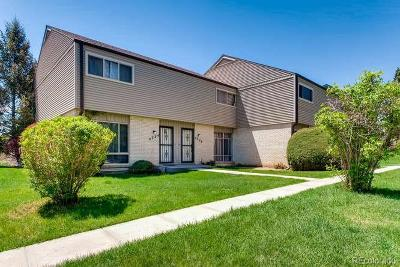 Littleton Condo/Townhouse Under Contract: 4332 West Pondview Drive