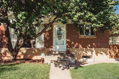 Northglenn Single Family Home Under Contract: 10523 Carlile Street