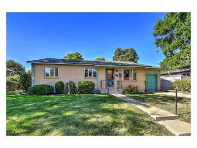 Arvada Single Family Home Active: 6102 Jellison Way