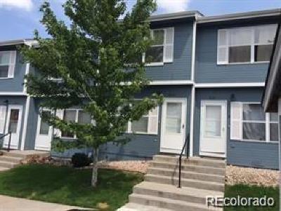 Castle Rock CO Condo/Townhouse Active: $199,000