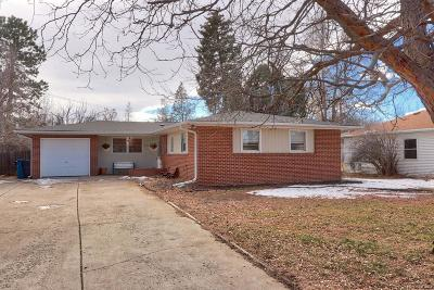 Wheat Ridge Single Family Home Under Contract: 6940 West 36th Avenue