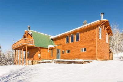 Routt County Single Family Home Active: 31215 Star Ridge Road