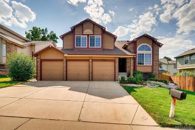 Evergreen, Arvada, Golden Single Family Home Active: 6787 Taft Circle