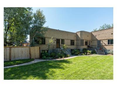 Denver CO Condo/Townhouse Active: $399,900
