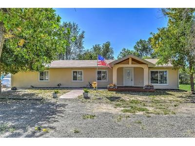 Fort Lupton Single Family Home Under Contract: 15502 Morris Avenue
