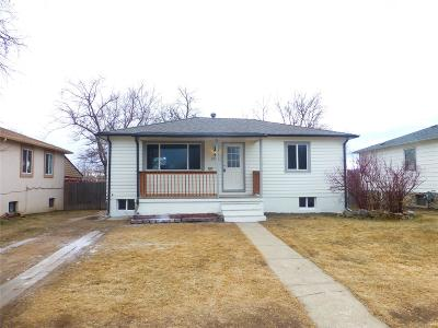 Denver Single Family Home Under Contract: 4750 West 3rd Avenue