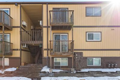 Golden Condo/Townhouse Under Contract: 16259 West 10th Avenue #F4